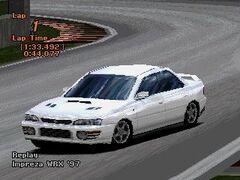 Subaru IMPREZA Sedan WRX '97