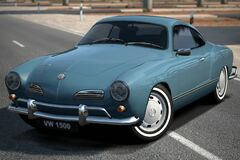 Volkswagen Karmann Ghia Coupe (Type-1) '68