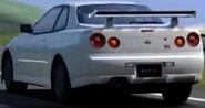 Nissan SKYLINE GT-R V • spec N1 (R34) '99 (Back)