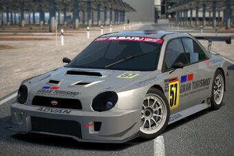 Subaru Race Car >> Subaru Impreza Super Touring Car Gran Turismo Wiki Fandom