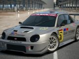 Subaru IMPREZA Super Touring Car