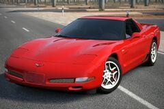 Chevrolet Corvette Z06 (C5) '04