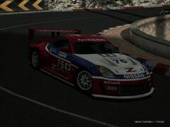 Fairlady Z Concept LM Race Car Revised