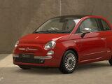 Fiat 500 1.2 8V Lounge SS '08