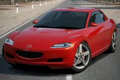 Mazda RX-8 Concept (Type-I) '01 (GT6)