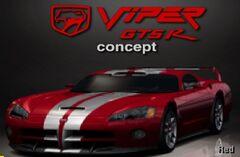 GT3 Viper GTS-R Concept