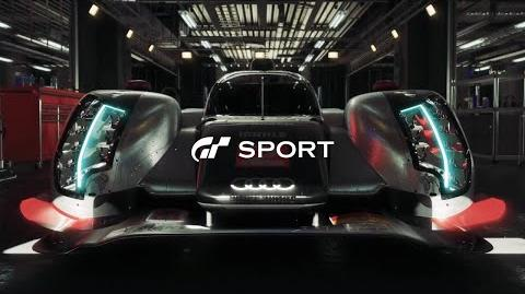 GT SPORT Trailer -1 Paris Games Week 2015