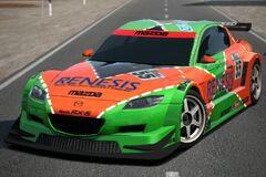 Mazda RX-8 Concept LM Race Car (GT6)
