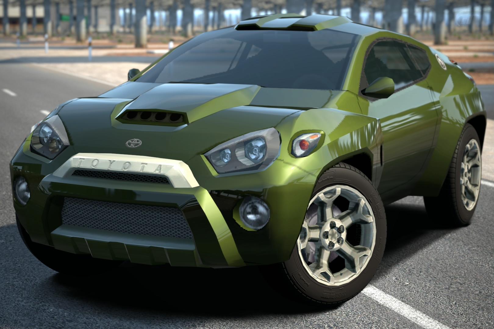 Toyota RSC '01 | Gran Turismo Wiki | FANDOM powered by Wikia