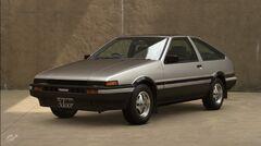 Toyota SPRINTER TRUENO GT-APEX (AE86) '83-0