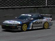 -R-Nissan SILVIA Q's (S13) '88 (Special Color)