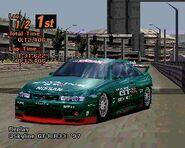 -R-Nissan SKYLINE GT-R (R33) '97