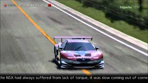 Honda Loctite Mugen NSX '01