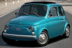 Fiat 500 R '72