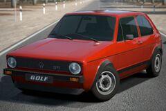 Volkswagen Golf I GTI '76