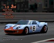 Ford GT40 Race Car '69 (GT2)