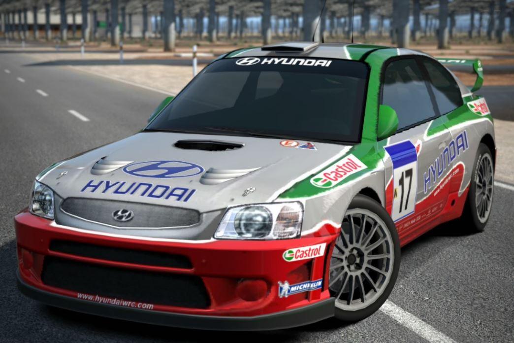 Hyundai Accent Rally Car 01 Gran Turismo Wiki Fandom Powered By