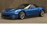 Chevrolet Corvette ZR1 (C6) '09