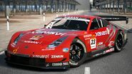 Nissan XANAVI NISMO Z (SUPER GT) '06