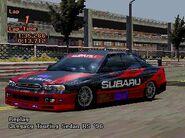 -R-Subaru LEGACY Touring Sedan RS '96