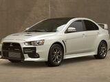 Mitsubishi Lancer Evolution Final Edition '15