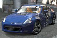 Nissan 370Z (GT Academy) '08
