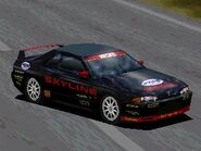 -R-Nissan SKYLINE GTS25 Type S (R32) '91 (GT1)