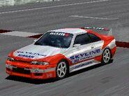 -R-Nissan SKYLINE GTS-25t Type M (R33) '96 (GT1)