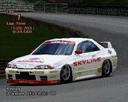 -R-Nissan SKYLINE GTS-4 (R32) '91 (GT2)