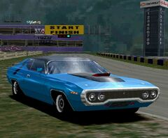 Plymouth Muscle Car '71