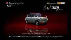 Mazda Carol 360 Deluxe '62