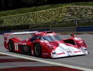 Toyota GT-ONE Race Car (TS020) '99 -1 Exxon Superflo