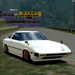 Mazda RX-7 GT-Turbo (SA22C) '83