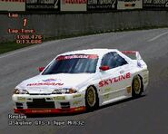 -R-Nissan SKYLINE GTS-t Type M (R32) '91 (GT2)