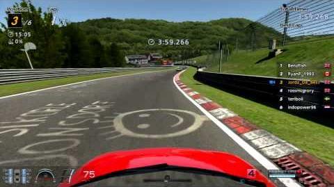 GT6 - Honda Beat '91 Race @ Nurburgring Nordschleife