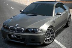 BMW M3 CSL '03 (GT6)