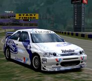 Ford Escort Rally Car '98 (GT2)
