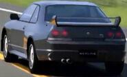 Nissan SKYLINE GT-R V • spec (R33) '96 (Back)
