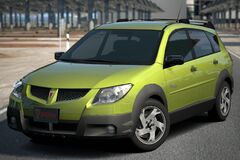 Pontiac Vibe GT '03