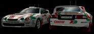 Toyota CELICA Rally Car (ST205) '95