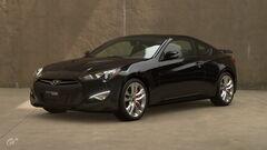 Hyundai Genesis Coupe 3.8 Track '13