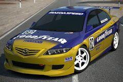 Mazda6 Touring Car