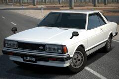 Nissan BLUEBIRD Hardtop 1800SSS (910) '79