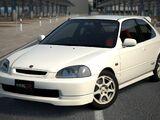 Honda CIVIC TYPE R (EK) '97