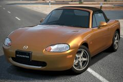 Mazda Roadster 1.8 RS (NB) '98 (GT6)