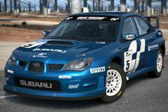 Subaru IMPREZA Sedan WRX STI spec C Type RA RM '05