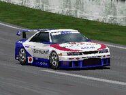 NISMO GT-R LM Race Car '95