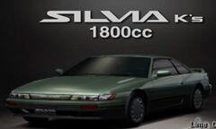 GT3 Silvia '88 K's