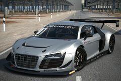 Audi R8 LMS ultra '12
