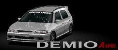 GT1 Demio A-Spec